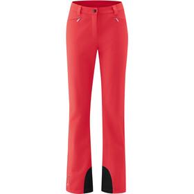 Maier Sports Mary Pantaloni Donna, rosso